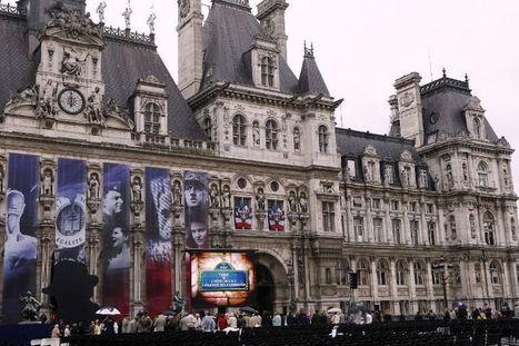 Le parvis de l'Hôtel de Ville rebaptisé «Esplanade de la Libération»   4ème arrondissement Paris   Scoop.it