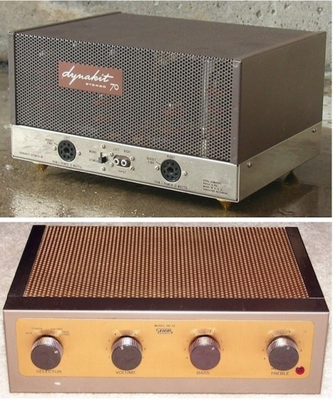 Could an Old-School Tube Amp Make the Music You Love Sound Better? | Vintage and Retro Style | Scoop.it