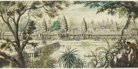 La beauté d'Angkor visible à Paris | Le Monde | Asie | Scoop.it