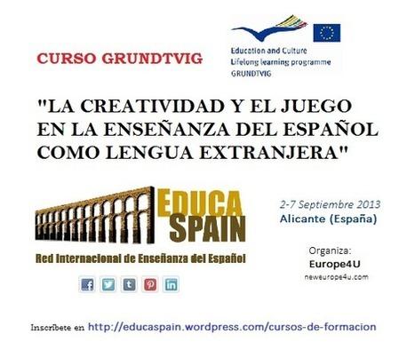 La Creatividad y el Juego en la Enseñanza del Español como Lengua Extranjera | Formación (Educación - ELE) | Scoop.it