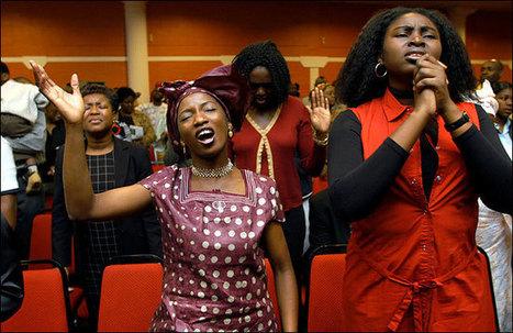 Ces églises et religions qui abrutissent les noirs. - | Culture religieuse | Scoop.it