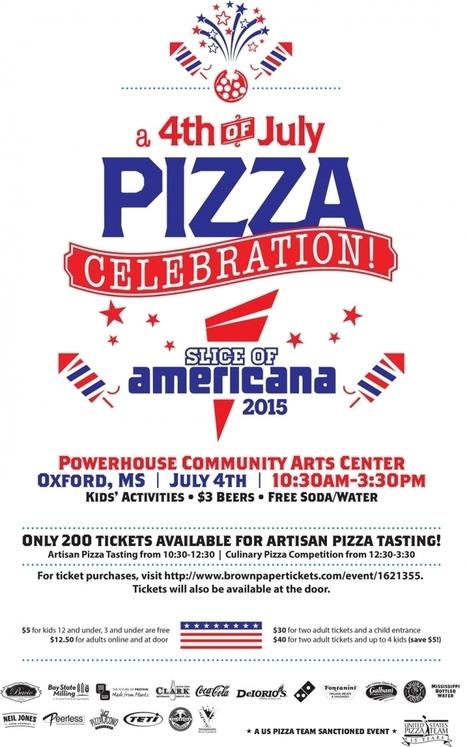 Slice of Americana 4th of July Fest | PMQ Pizza Magazine | pizza news | Scoop.it