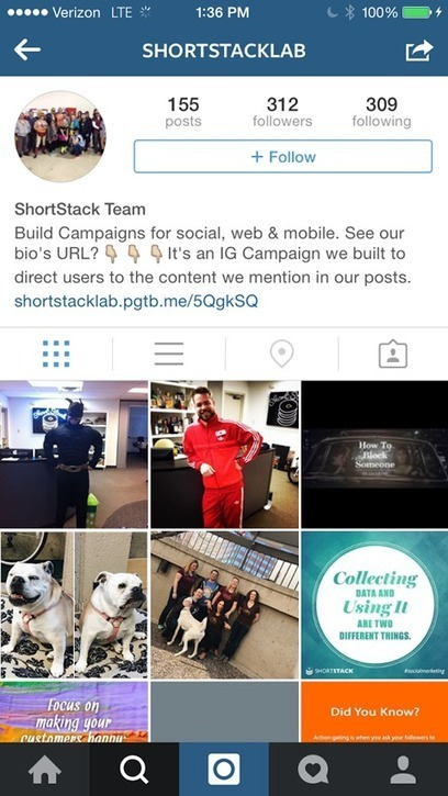 How to Run an Instagram Contest: Four Easy Steps | Social-ization | Scoop.it