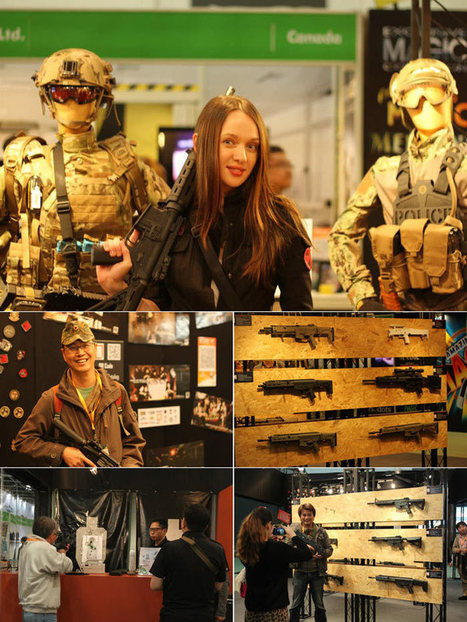 New PTS Products at HK Toys & Games Fair 2014 | Popular Airsoft | Airsoft Showoffs | Scoop.it