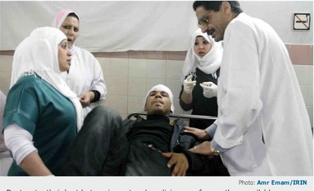 Rural health services ill-equipped in Egypt | Égypte-actualités | Scoop.it