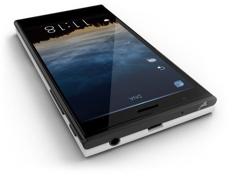 The first OS Sailfish smartphone | Science and Technology | Scoop.it