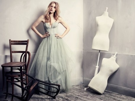 "H&M Launches ""Conscious Exclusive"" Line of Sustainable Partywear 