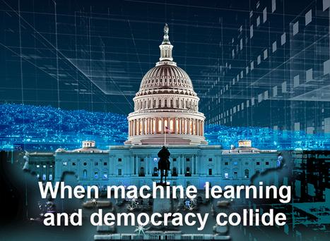 Will Artificial Intelligence Improve Democracy or Destroy It? | Futurist Thomas Frey | Futurewaves | Scoop.it