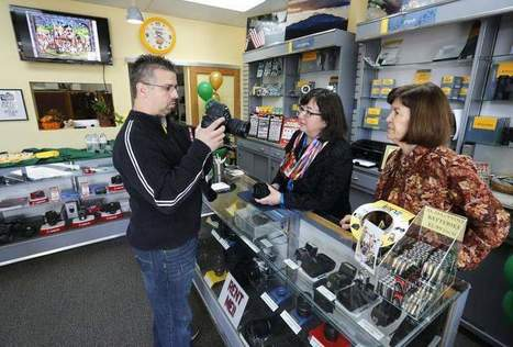 New camera shop features digital focus, familiar faces - Journal and Courier | News from Libya | Scoop.it