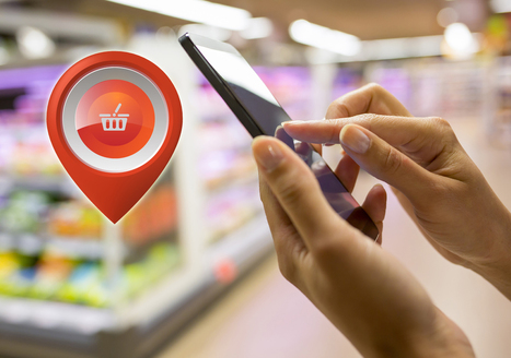 Location-based Mobile Ads Influence Real-World Shopping Behavior - ScreenMedia Daily | Mobile Commerce for Small Business | Scoop.it
