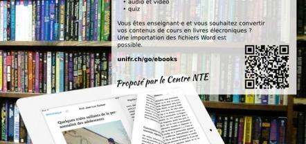 Où trouver des livres numériques universitaires? - Le blog du Centre NTE | TICE et Web 2.0 | Scoop.it
