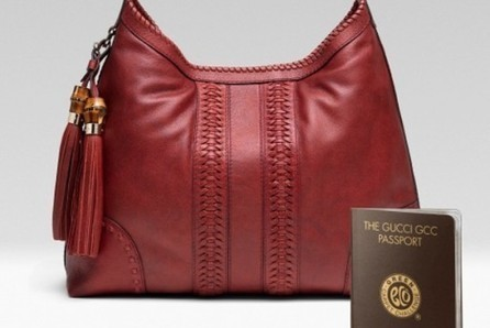 Gucci's Eco Leather Handbags Come With Info About Cow's Life ... | Chic Sustainable Fashion | Scoop.it