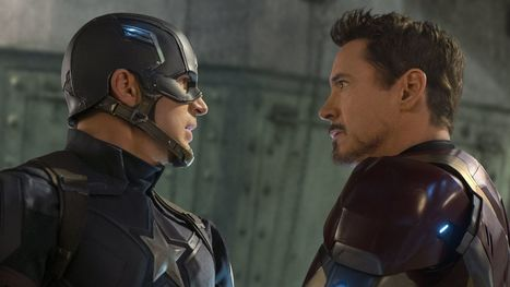 Disney reports record-breaking year thanks to Star Wars and Marvel films | LVI Film | Scoop.it