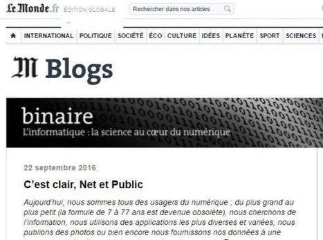 Tweet from @netpublic | Médiations numérique | Scoop.it
