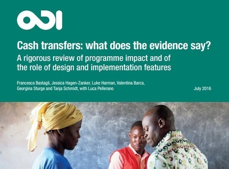 Massive cash transfer study shows 'impressive' results | BIEN | Reflecting on Basic Income | Scoop.it
