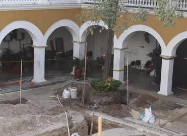 Descubren aljibe de más de 300 años en medio de obras en Claustro de La Merced donde reposarán cenizas de Gabo - RCN Radio | Cultura y turismo sustentable | Scoop.it