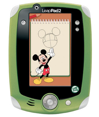 LeapFrog reveals LeapPad 2 and Leapster GS learning tablets, priced at $70 and $100 | Kids-friendly technologies | Scoop.it