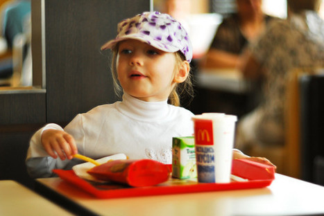 Fast Food Mind Control: Two-Year-Old Kids Ask for McDonald's Daily   mind control   Scoop.it
