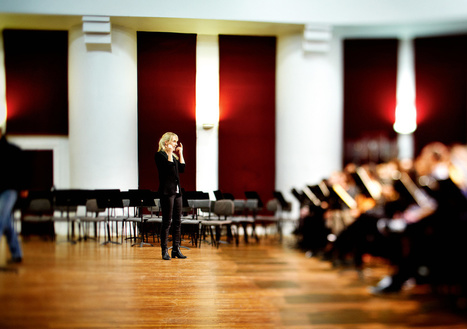 "Sofi Jeannin, directrice de chœurs de Radio France  : ""La musique classique renforce l'estime de soi"" | Média des Médias: Radio, TV, Presse & Digital. Actualités Pluri médias. | Scoop.it"