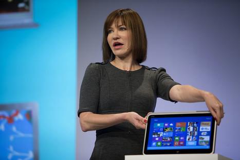 Who is Julie Larson-Green? Meet the new head of Windows   Microsoft   Scoop.it
