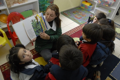 """""""¿La primera impresión es lo que cuenta?"""" La evolución del desempeño de los docentes en los primeros años de su carrera   Blog de INEE   TECNOLOGIA EN LA EDUCACIÓN   Scoop.it"""