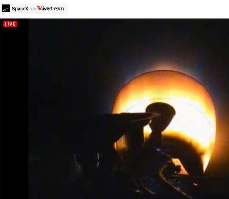 SpaceX Dragon Away | isfit 2013 | Scoop.it