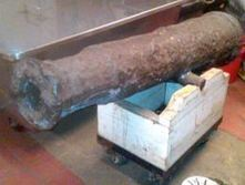 EXCLUSIVE: Loaded Revolutionary War-Era Cannon Found In CentralPark - CBS New York | Historic Preservationist | Scoop.it