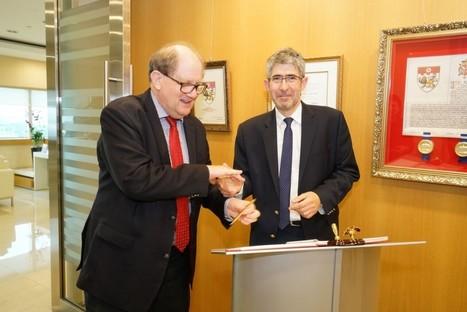 L'Université Paris-Saclay et la NTU de Singapour signent un accord-cadre de cotutelle de thèse   Université Paris Saclay   Université Paris-Saclay : revue de presse   Scoop.it