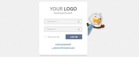 How to customize the Wordpress Logo: YITH Custom Login free Wordpress Plugin | Your Inspiration Themes | free Wordpress Plugin | Scoop.it