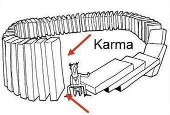 12 Little Known Laws of Karma (That Will Change Your Life) | Blindfold | Time2Wonder | Scoop.it