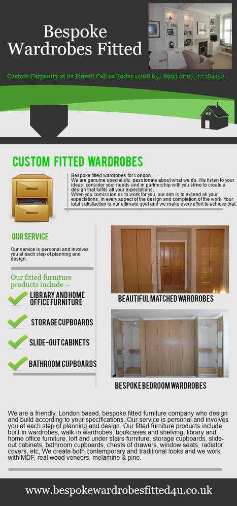 Fitted Wardrobex | FittedWardrobe | Scoop.it