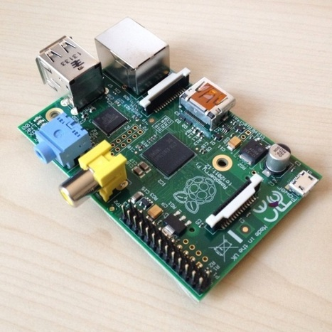 Building a dashboard with Raspberry Pi, Dashing and SignalR | Raspberry Pi | Scoop.it