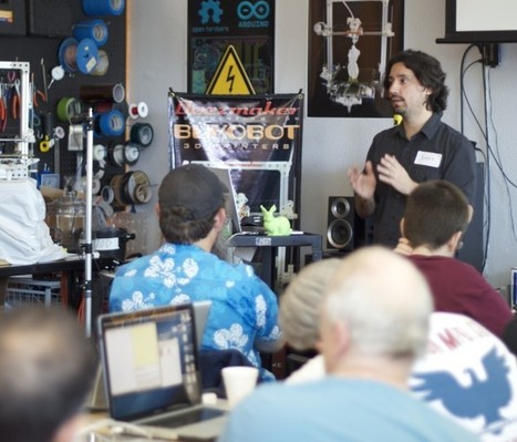 May workshops at Deezmaker: Intro 3D printing and Arduinos ... | Arduinos | Scoop.it