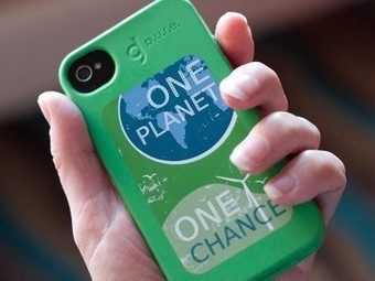 CES 2012: iPhone Cases Made of World's First Certified Compostable Elastomer | Sustainable Futures | Scoop.it