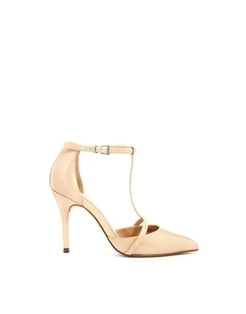 ASOS PULSE Pointed T-Bar High Heels at asos.com | Wishlist | Scoop.it