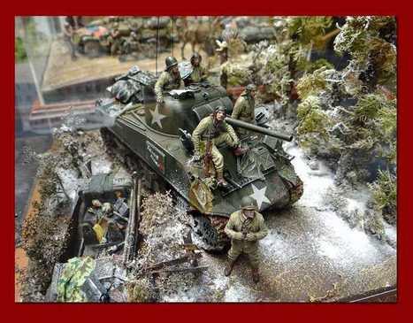 2. Model days Stammheim - Part 2 | Military Miniatures H.Q. | Scoop.it