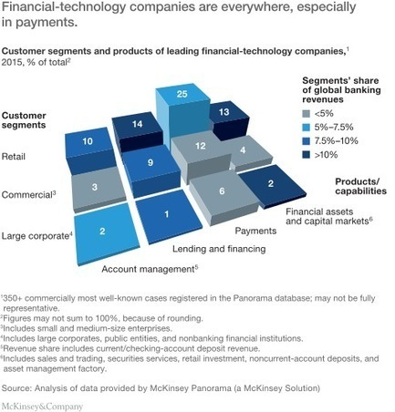 Cutting through the noise around financial technology | McKinsey & Company | Elastic Enterprise | Scoop.it