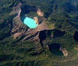 Los cráteres volcánicos más espectaculares del mundo   Mundo   Scoop.it