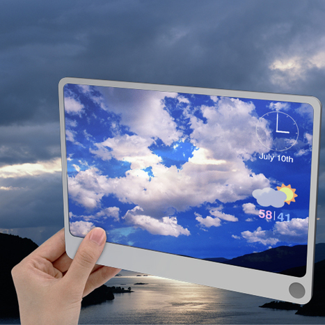 Glass Concept Of Internet Search | Vision Of Internet Search In Future | NewHiTechGadgets | Scoop.it