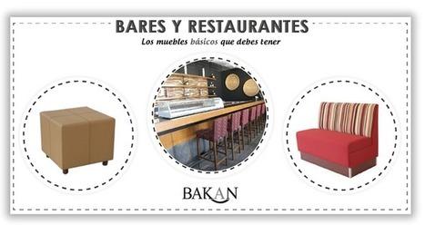 Muebles para bares y restaurantes   ⭐️Thematic Party #Entretenimiento⭐️   Scoop.it