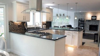 MaxLite LED Fixtures and Lamps Deliver Substantial Energy Savings for New Jersey Home Renovation | LED Lighting Topics | Scoop.it