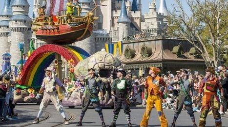 What really goes into a Disney parade costume? - Fox News | Disney and Identity | Scoop.it