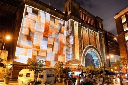 L'art numérique à New York | Curiosités planétaires | Scoop.it