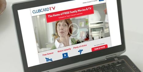 Tesco launches Clubcard TV | tesco buss4 | Scoop.it