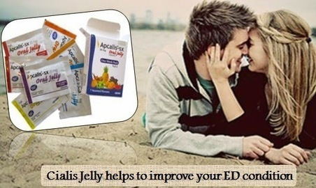 Cialis Jelly ensures cyclic guanosine monophosphate production in men | Health | Scoop.it