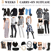 Adventure Chic - a blog full of travel tips and ideas for looking fabulous on the fly | Packing Guide for Cool Weather | Chic Travel Style | Scoop.it