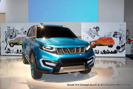 Maruti XA Alpha based iV4 Concept and Ciaz sedan: Delhi Auto Expo   Upcoming Bikes And Cars   Scoop.it