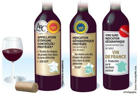 Indication géographique : avis de tempête dans les verres de vin | Vin 2.0 | Scoop.it