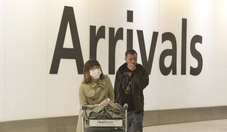 UK begin fever tests for Ebola at Heathrow airport | News From Stirring Trouble Internationally | Scoop.it