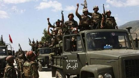#Syria Army seizes most of Latakia   Unthinking respect for authority is the greatest enemy of truth.   Scoop.it